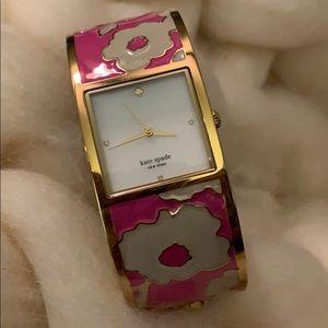 Kate spade bangle watch